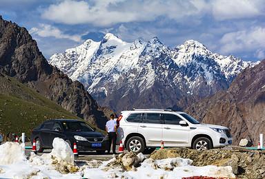 2020年 新疆最美的公路旅行 独库公路大环线 小团定制(7日行程)