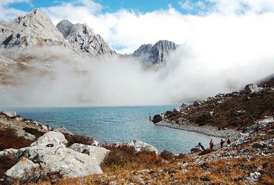 探寻新秘境 追寻传说中的秘境 七藏沟徒步之旅(7日行程)