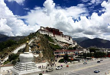 穿越世界上海拔最高的新藏公路(17日行程)