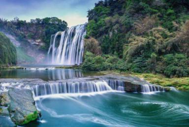 [贵州黔西南] 黄果树瀑布+马岭河峡谷+万峰林+紫云格凸河(6日行程)