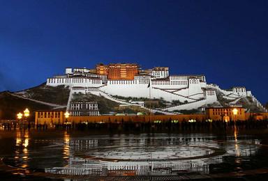 河南西藏自驾游,青藏川藏17天大环线!(17日行程)