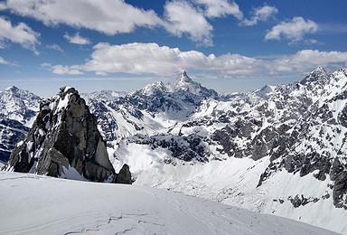 2020年半脊峰(5430米)-远铭登山计划(6日行程)