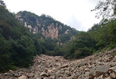 徒步九山顶 登顶主峰 看大好河山(1日行程)