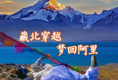 阿里北线 野生动物天堂 冈仁波齐转山 雪山圣湖的召唤(15日行程)
