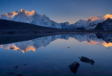 中国十大经典徒步线路 西藏珠峰东坡嘎玛沟徒步(13日行程)