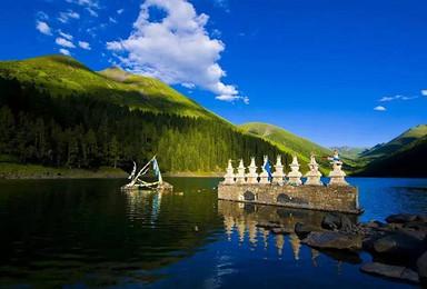 [秘境十二湖] 莫斯卡+金川+情人海十二湖深度7日穿越之旅(7日行程)