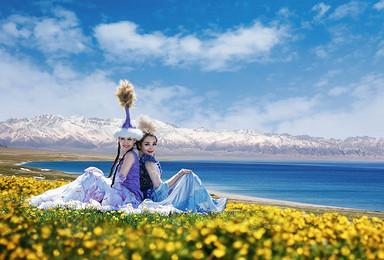 伊犁环线 新疆独库公路伊昭公路-赛里木湖-喀拉峻-昭苏-夏特(8日行程)