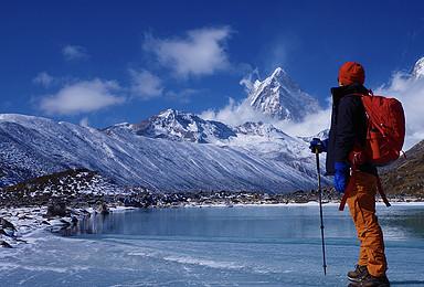 驴|库拉岗日徒步 西藏入门级徒步线路(7日行程)