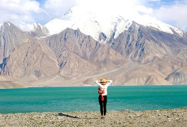走马原创旅行少数派  4-9月奇域南疆一号骆驼背上的南疆(13日行程)