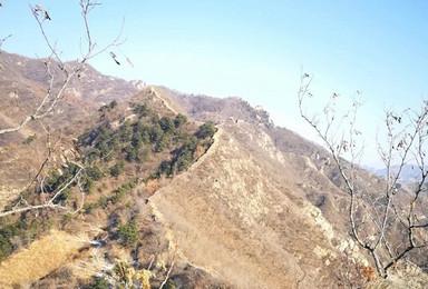 徒步鹫峰山 观奇峰异石(1日行程)
