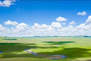 呼伦贝尔草原A线越野车赴草原深处深度游(5日行程)