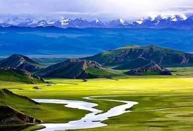 新疆南疆 独库公路 巴音布鲁克 喀什 红旗拉普 塔县 罗布人(12日行程)
