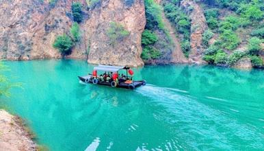 桑干河大峡谷 重塑八年重新面世 探寻华夏民族发源地 原生态(1日行程)