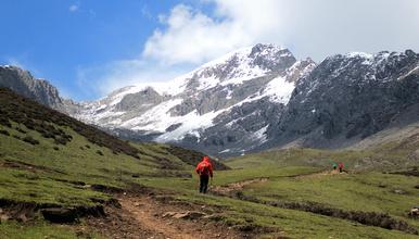 初级雪山攀登体验 四姑娘山大峰(3日行程)