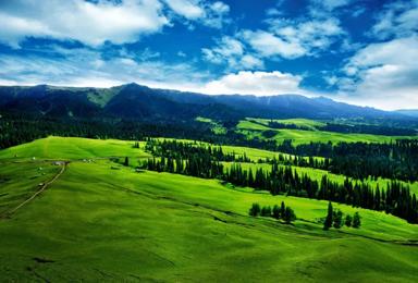 新疆北疆 吐鲁番伊犁巴音布鲁克那拉提赛里木湖喀纳斯禾木魔鬼城(12日行程)