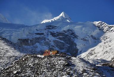 秘境之约 G317 孜珠寺 布加雪山 藏东萨普 圣像天门之旅(10日行程)
