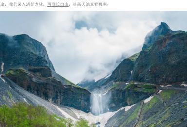 [长白山]长白山西坡-北坡-二道骑行-露水河漂流(4日行程)