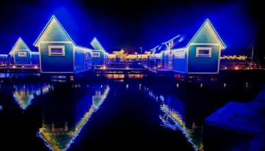 月坨岛 住海上小木屋 荷兰风情海岛 体验马尔代夫的浪漫情怀(2日行程)