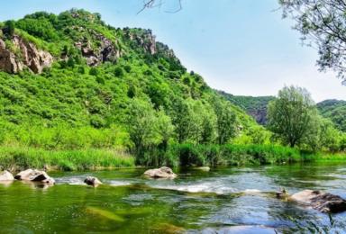 白河峡谷 溯溪 戏水 摸鱼 摄影 山水徒步 13公里穿越峡谷(1日行程)