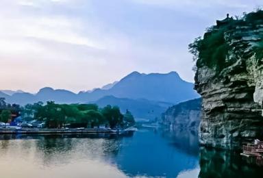 十渡 孤山寨 拒马乐园 高山漂流 11项十渡娱乐休闲游(1日行程)