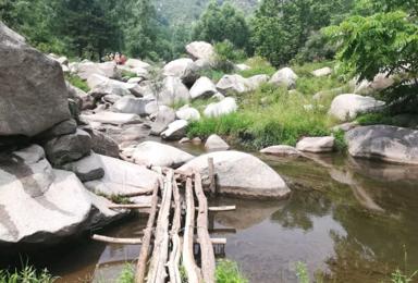 徒步|风景如画的清凉佳境 峡谷探索 边走边玩(1日行程)
