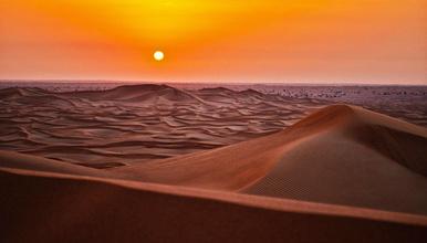 丨西征腾格里丨徒步腾格里沙漠无人区两天一夜轻户外体验旅行(2日行程)
