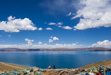 打卡西藏第二大圣湖纳木措,那根拉山口眺望念青唐古拉山脉(1日行程)