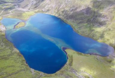 [十二湖连穿]莫斯卡金川情人海十二湖深度7日穿越之旅(7日行程)