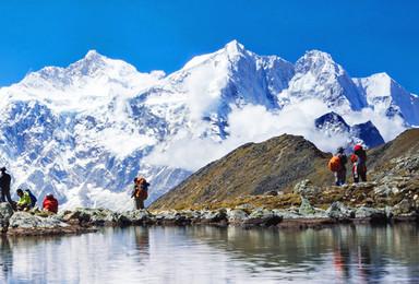行走 · 最美喜马拉雅徒步系列-珠峰东坡嘎玛沟徒步(13日行程)