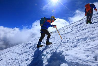 行走 · 哈巴雪山攀登,挑战人生第一座雪山5396米(5日行程)