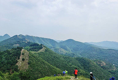 徒步|穿越苦梨峪 探寻野山步道(1日行程)