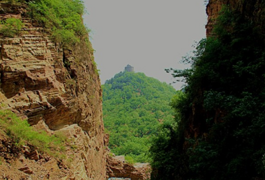 徒步|山野徒步 环穿西茅峰峪(1日行程)