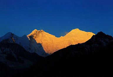 徒步世界之巅 珠峰东坡嘎玛沟(13日行程)