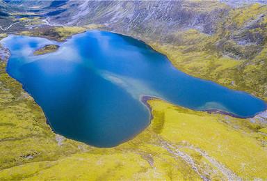 天人合一的秘境 莫斯卡 金川情人海12湖穿越(7日行程)