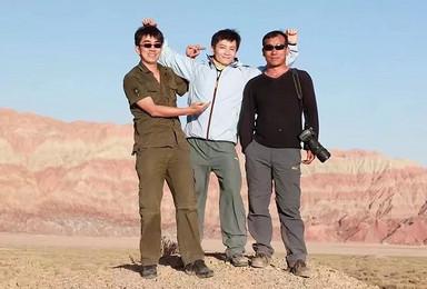 走马升级 5-9月印象大南疆—南疆的十大经典目的地(12日行程)