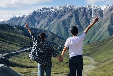 走马升级 ?印象大北疆,7-12天大北疆环线游,家庭亲子游(7日行程)
