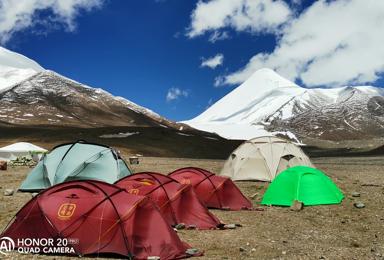 2020年玉珠峰(6178米)远铭登山计划(7日行程)