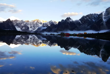 珠峰东坡嘎玛沟徒步-最美喜马拉雅徒步深度游!(13日行程)