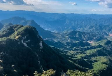 九山顶登山徒步大会 勇攀天津最高峰 用脚步去感受抗战历史(1日行程)