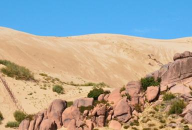达达线 美林谷 黄岗梁 阿斯哈图石林 勃隆克沙漠 玉龙沙湖(4日行程)