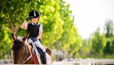 北京亲子户外1小时马背体验 专业教练一对一指导(1日行程)