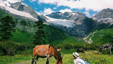 徒步雨崩村 你的天堂秘境之行 打卡香格里拉 飞来寺梅里雪山(6日行程)