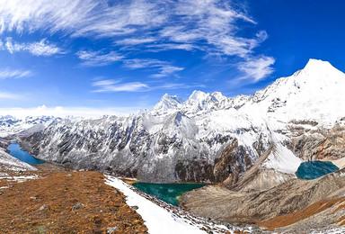 西藏行摄| 行走喜马拉雅——库拉岗日徒步7日(7日行程)