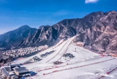 石京龙滑雪 开板特价 万科品质 高端大气 滑雪圣地(1日行程)
