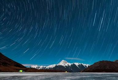 神山之镜 贡嘎露营版 360 环贡嘎徒步 摄影之旅(8日行程)