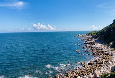 [秘境深圳丨穿越东西冲海岸线]赏中国十大最美海岸线之一(1日行程)