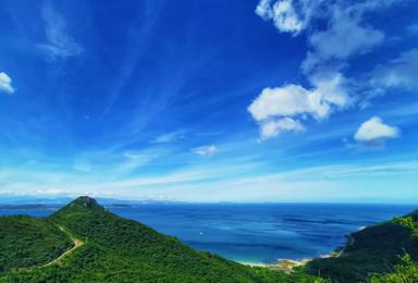 [最美山海径]徒步海角山脉,最美海岸线,登顶大雁顶(1日行程)