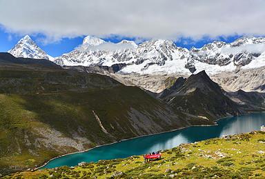 行走喜马拉雅 西藏库拉岗日轻装徒步+普莫雍措 10人精品小团(7日行程)