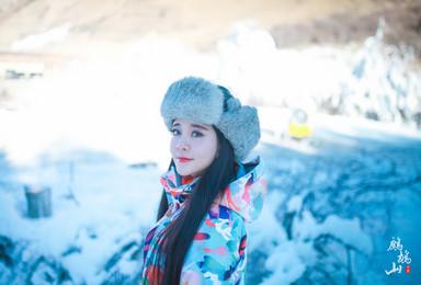 精品小团 达古冰川 鹧鸪山滑雪二日户外纯玩之旅(2日行程)