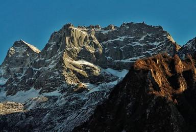 自由之巅 玄武峰5383米雪山攀登(6日行程)